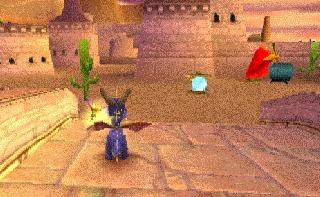 Screenshot Thumbnail / Media File 1 for Spyro the Dragon [NTSC-U]